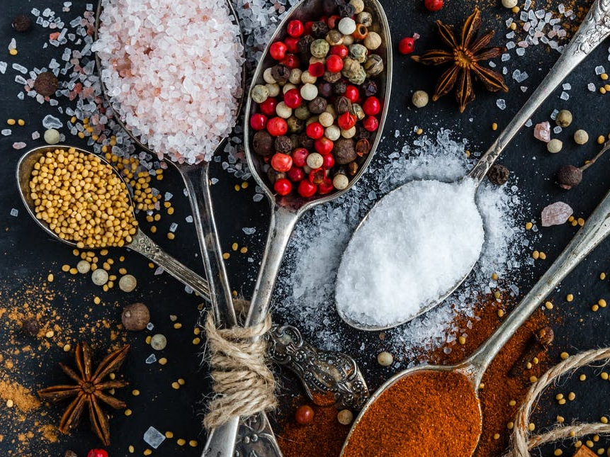 Spices Translation Swahili to English